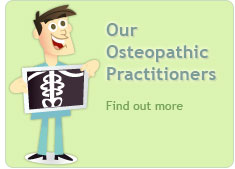 Our Osteopathic Practitioners: Find out more